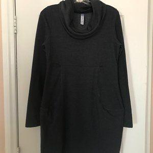 Freedom Trail Cowl Neck Knit Dress - Size M